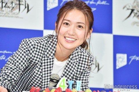 「国民的女優」元AKB48大島優子、1年3カ月ぶり公の場に登場「身がキュッとした」 新TVCM出演決定