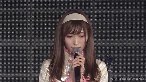 【悲報】暴行されたNGT48山口真帆さんがライブに出演 被害者なのになぜか謝罪 ← おかしいだろこれwww