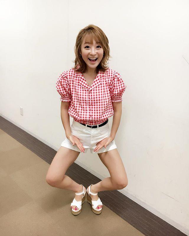 """【タレント】鈴木奈々、""""ゲッツの人""""を大尊敬…"""