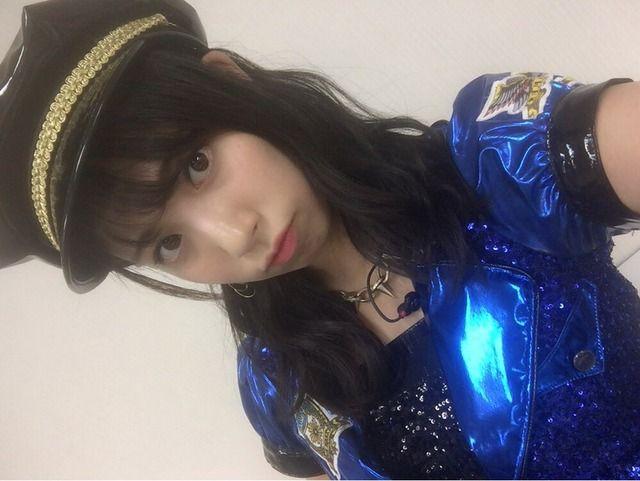 SKE48荒井優希のロマンス拳銃!「こういう衣装似合うなぁw」「荒井ちゃんの網タイツは最高っすわ」「逮捕してください」