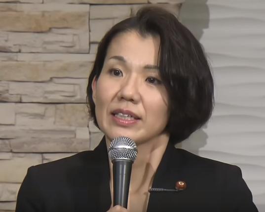 【動画】豊田真由子議員、復活するか? 眉毛の角度を変えてテレビ出演