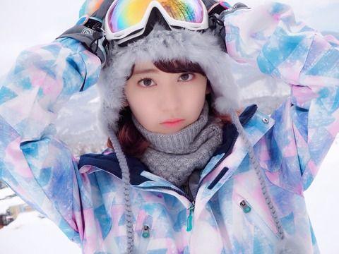 【画像】HKT48宮脇咲良さんがこの世のものとは思えない美しさで話題沸騰wwwwwwwww
