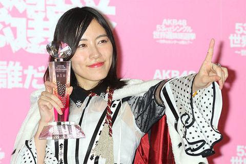 松井珠理奈さん、活動休止の背景に指原莉乃さんのきつい一言wwwwwwww