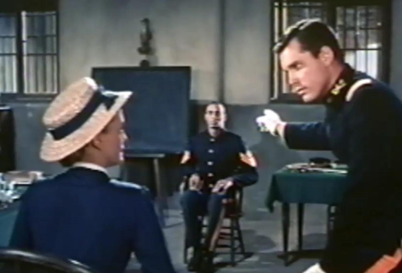 第117回「バファロー大隊」Sergeant Rutledge(1960) : 法律関係者の ...