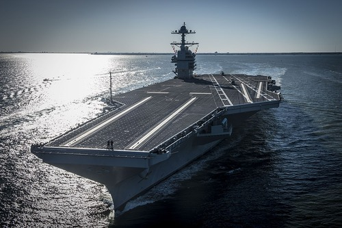Bow_view_of_USS_Gerald_R._Ford_(CVN-78)