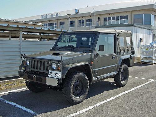 JGSDF_Type_73_Light_truck
