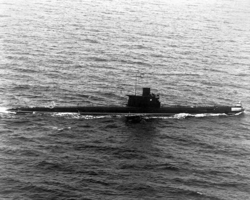 Romeo_clsss_submarine