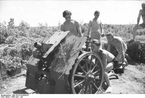 Russland-Mitte-Süd,_Infanteriegeschütz