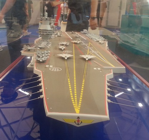 1088px-Model_aircraft_carrier_project_23000E