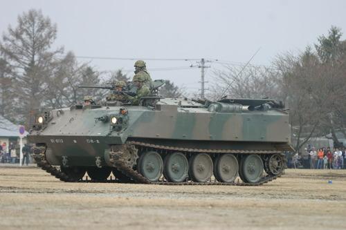 JGSDF_Type73_APC