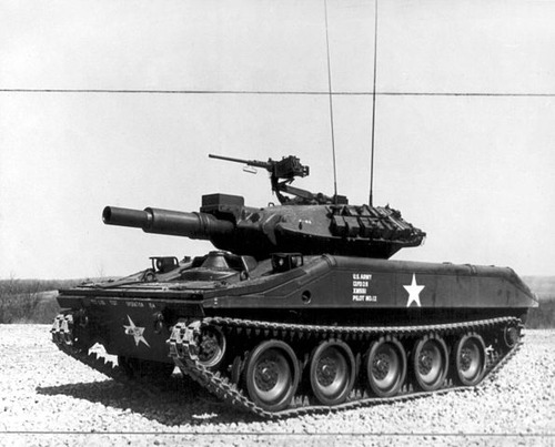 M551_Sheridan_Tank_Presentation