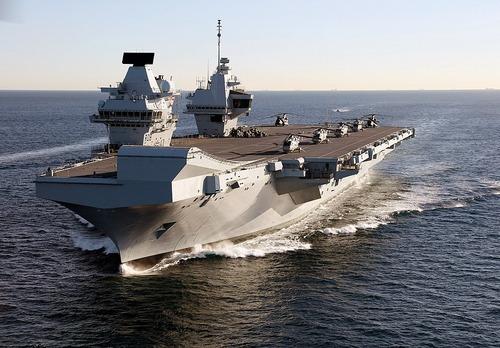 HMS_Queen_Elizabeth_in_Gibraltar_-_2018