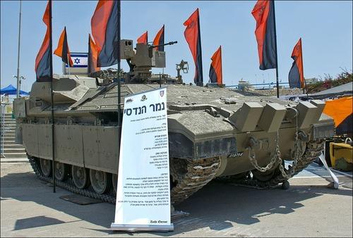IDF-Nammer-CEV-01-Zachi-Evenor