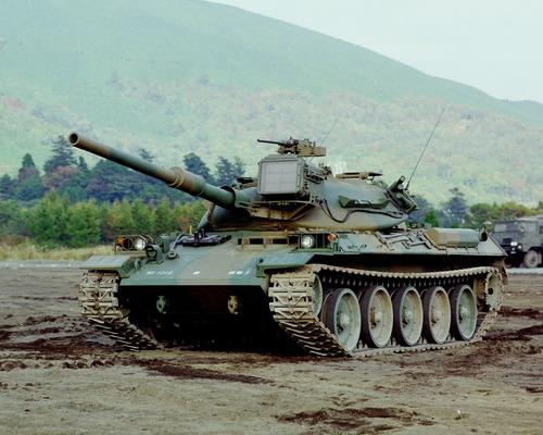 74式戦車_(8465384154)