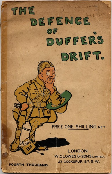 800px-The_Defence_of_Duffer's_Drift_cover