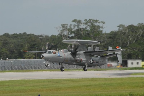 E-2D_Hawkeye_at_NAS_Patuxent_River