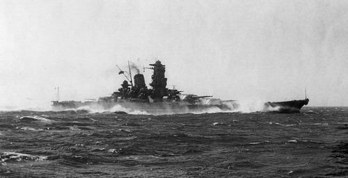 Yamato_Trial_1941