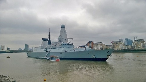 HMS_Defender_at_Greenwich