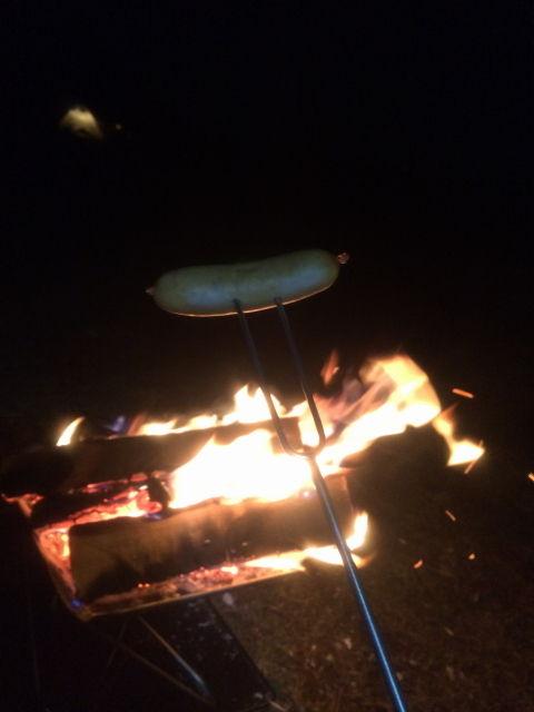 0014焚き火