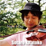 "【CD発売のお知らせ】北床宗太郎 ""Night & Day"""