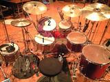 レコーディングと楽器