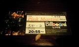 Pink Martini@Billboard Live Tokyo