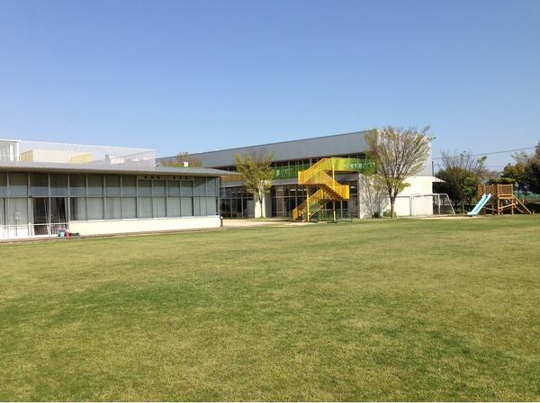 なぎさ公園小学校海の校舎