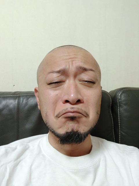 【悲報】必勝本の嵐さん、髪の毛が全ノマレる