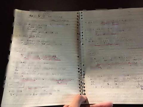 シークレットノート4