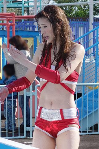 赤井沙希選手