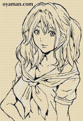 $尾山泰永の漫画生活-GALAXY Noteで描いたラクガキ