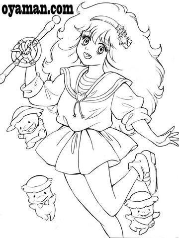 魔法の妖精ペルシャ
