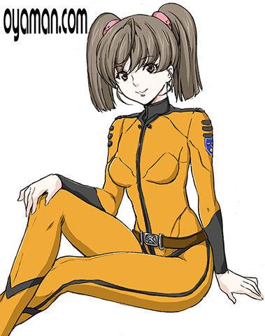 岬百合亜 宇宙戦艦ヤマト2199
