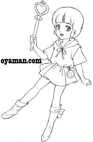 森沢優 魔法の天使クリィミーマミ