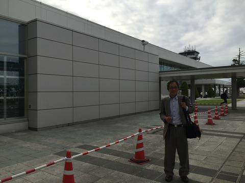 旭川空港150828