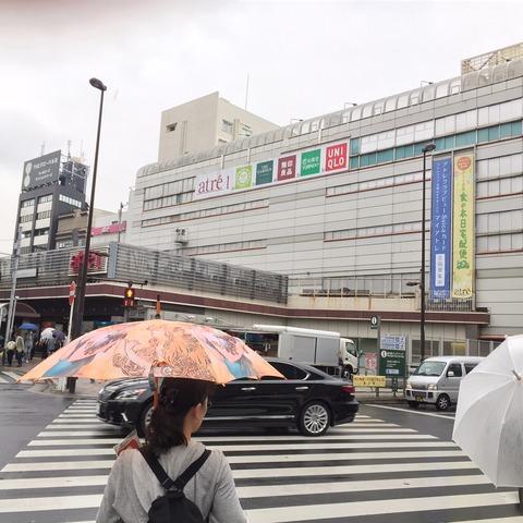 目黒駅150901