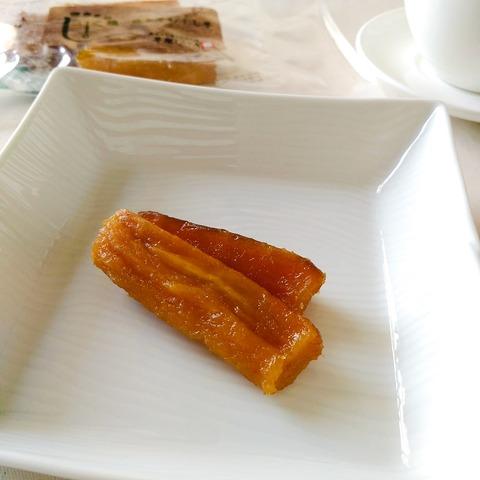 焼き芋の干し芋
