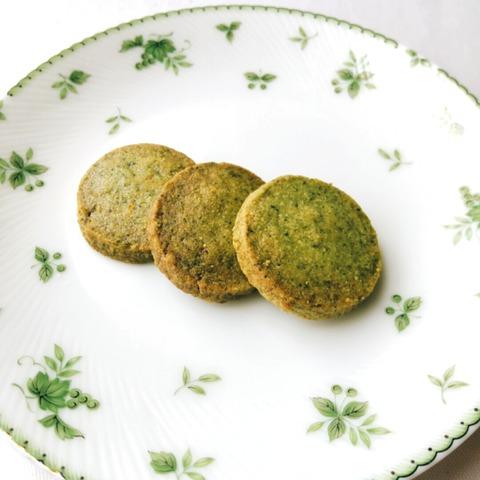ナチュラルクッキー(狭山茶)