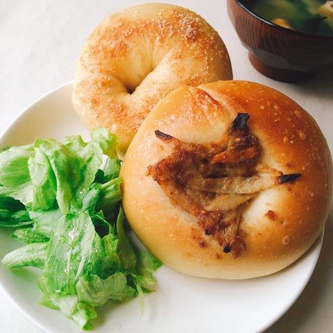 和風金ゴマごぼうと鎌倉ハム製ベーコン&ダブルチーズ