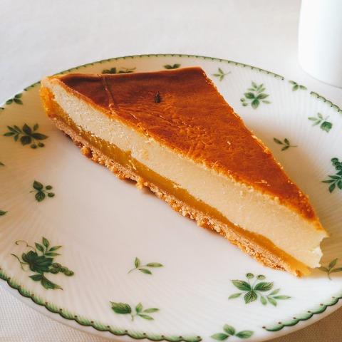 幻のさつまいもチーズケーキ