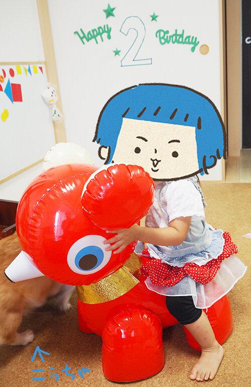 昭和のおもちゃ ビニール人形