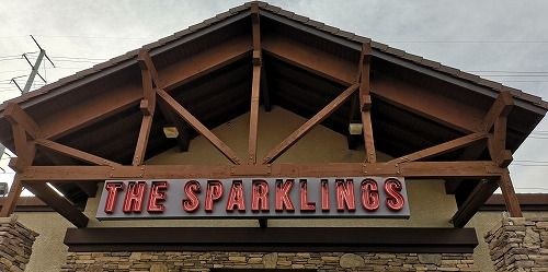「THE SPARKLINGS」