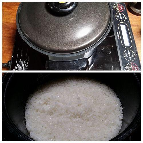 自動炊飯機能