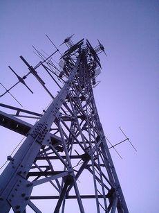NHKのテレビ塔