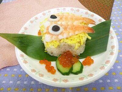 5.5こいのぼり寿司