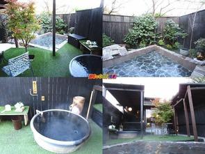 奥方の湯 露天風呂