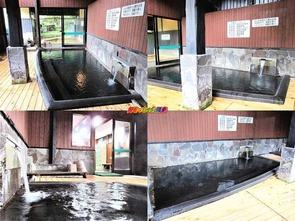 桧風呂付大浴場