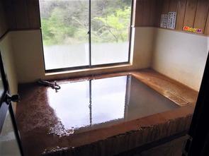 め組茶屋 ソーダの湯 家族風呂