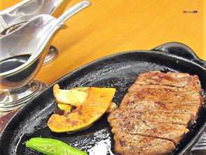「あか牛」のフィレステーキ