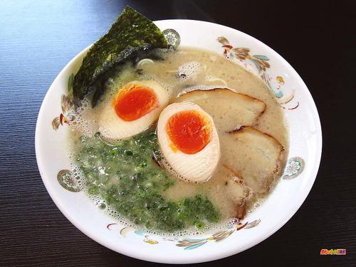 一晋ラーメン 680円